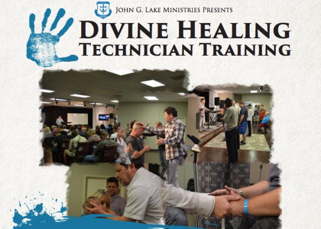 Divine Healing Faith